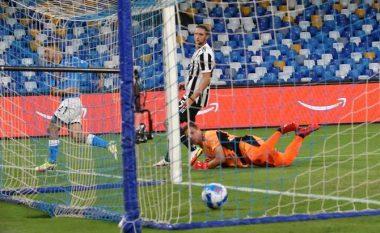 """Napoli fiton me përmbysje ndaj Juventusit, start i tmerrshëm i """"Zonjës së Vjetër"""""""