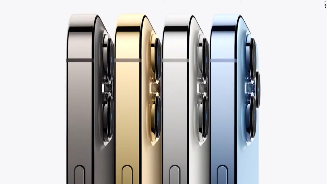 Edhe zyrtarisht këta janë iPhone 13 Pro dhe Pro Max