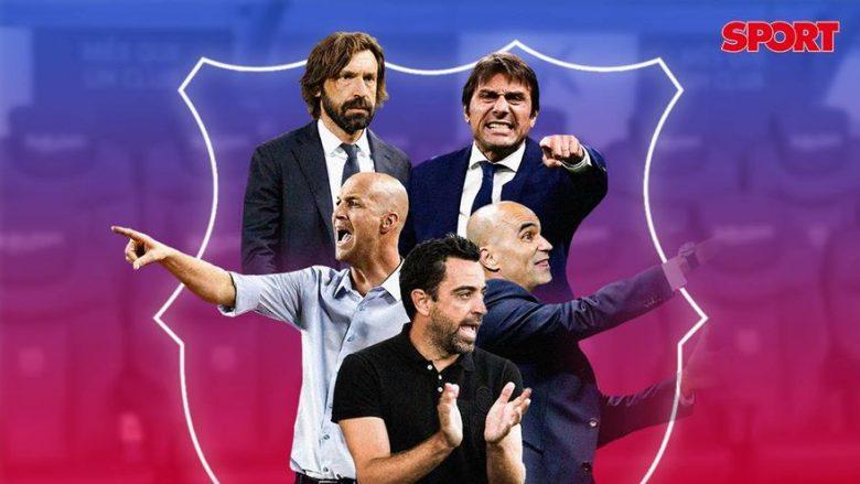 Trajnerët e mundshëm të Barcelonës (Foto: Sport)