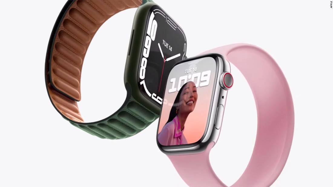 Seria Apple Watch 7 u zbulua zyrtarisht