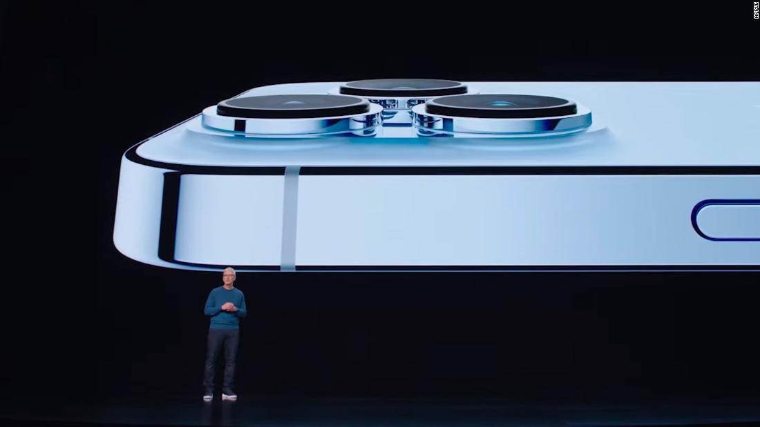 iPhone tani vjen me një mundësi ruajtjeje prej 1 terabajt