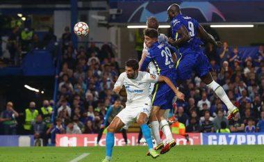 Chelsea me vështirësi fiton ndaj Zenitit, vendos goli i Romelu Lukakut