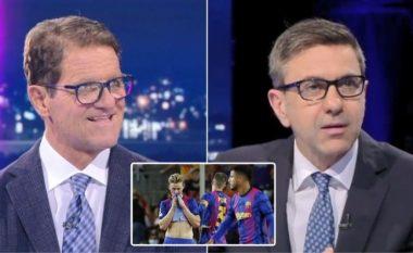 Capello dhe Costacurta i dërgojnë paralajmërim Barcelonës pas humbjes nga Bayern Munichu