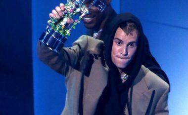 """Justin Bieber shpallet """"Artisti më i mirë i vitit"""" në MTV Video Music Awards 2021"""