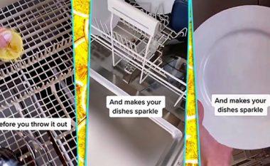 Ja pse duhet të vendosni limon në pjatalarësen tuaj