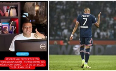 E fshiu videon, por pothuajse të gjithë e panë - Mbappe ngacmoi tifozët e Real Madridit në Instagram me transferimin e tij që nuk u realizua