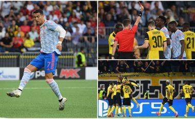 Ronaldo nuk mjafton, Wan-Bissaka e Lingard tradhtojnë 'Djajtë e Kuq' – Young Boys merr tri pikë ndaj Man United