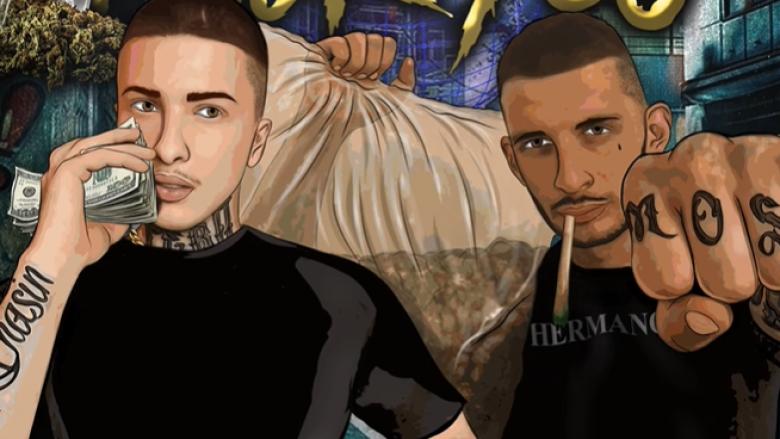 Mossi dhe Fero sjellin këngën e re (Foto: YouTube)