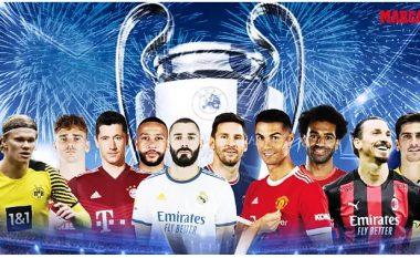 Analizë për 32 skuadrat pjesëmarrëse në Ligën e Kampionë – formacioni i mundshëm, trajner dhe ylli i ekipit
