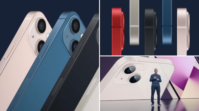 Prezantohet iPhone 13 dhe iPhone 13 mini