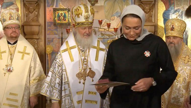 Svetlana Polyakova, dashnorja e Ministrit rus të Punëve të Jashtme, Sergei Lavrov