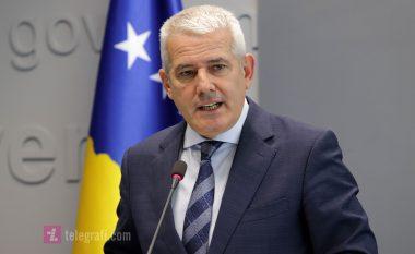 Sveçla: Ndërkombëtarët kanë qenë të njoftuar për aksionin në lidhje me targat