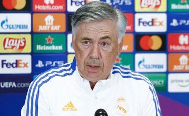 Ancelotti: Ky Real Madrid lufton për të gjithë trofetë