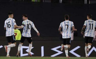 Argjentina mposht me lehtësi Bolivinë, Messi shënon het-trik