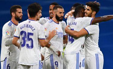 Notat e lojtarëve: Real Madrid 6-1 Mallorca, Benzema dhe Asensio të jashtëzakonshëm