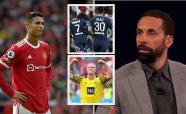 """""""Nuk ka mbaruar ende"""" - mesazhi që Ferdinand e pranoi nga Ronaldo derisa ishte në transmetim të drejtpërdrejtë"""
