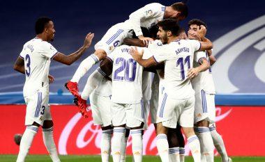 Reali nëpërkëmb Mallorcan me goleadë