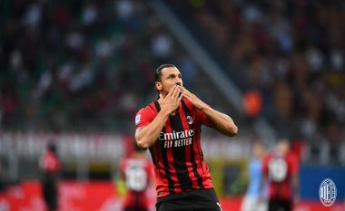 Milani fiton në San Siro ndaj Lazios - pozicionohet në kreun e tabelës