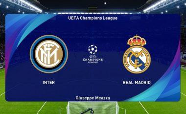 Real Madridi publikon listën prej 23 lojtarësh në takimin përballë Interit në Ligën e Kampionëve