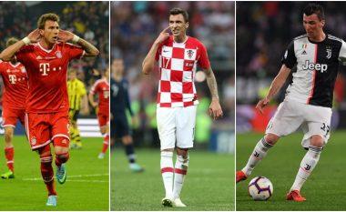 Mario Mandzukic i thotë lamtumirë futbollit me një mesazh prekës