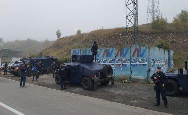 Reciprociteti i targave, Sveçla jep detaje rreth shtimit të forcave policore në veri