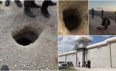E hapën me një lugë të ndryshkur! Gjashtë të burgosur palestinezë ikin nga burgu izraelit përmes një tuneli