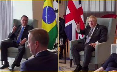 Reagimi i presidentit 'kundër vaksinimit' të Brazilit, pasi Boris Johnson i thotë që të vaksinohet me AstraZeneca