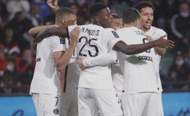 Vazhdon seria e fitoreve të PSG-së, triumfon në udhëtim te Metz