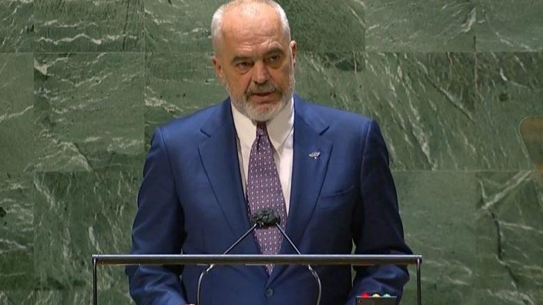 Rama në OKB: Kjo Asamble nuk është e plotë pa Republikën e Kosovës