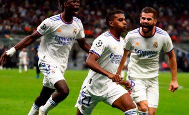 Reali merr pikë të plota në udhëtimin te Interi