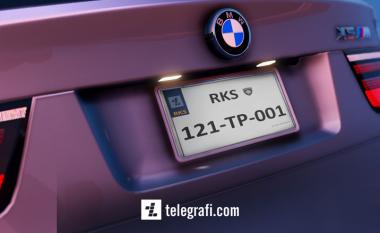 Të gjitha automjetet që hyjnë në Kosovë me tabela nga Serbia duhet të vendosin targa të përkohshme – çmimi 5 euro për 60 ditë