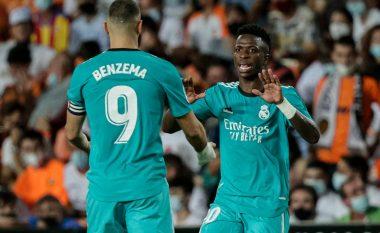 Përmbysje në minutat e fundit, Reali mposht Valencian në Mestalla