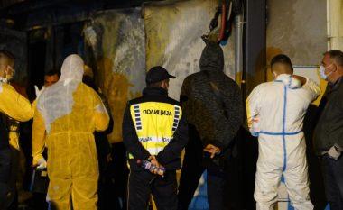 Publikohet videoja e shpërthimit të zjarrit në Spitalin e Tetovës