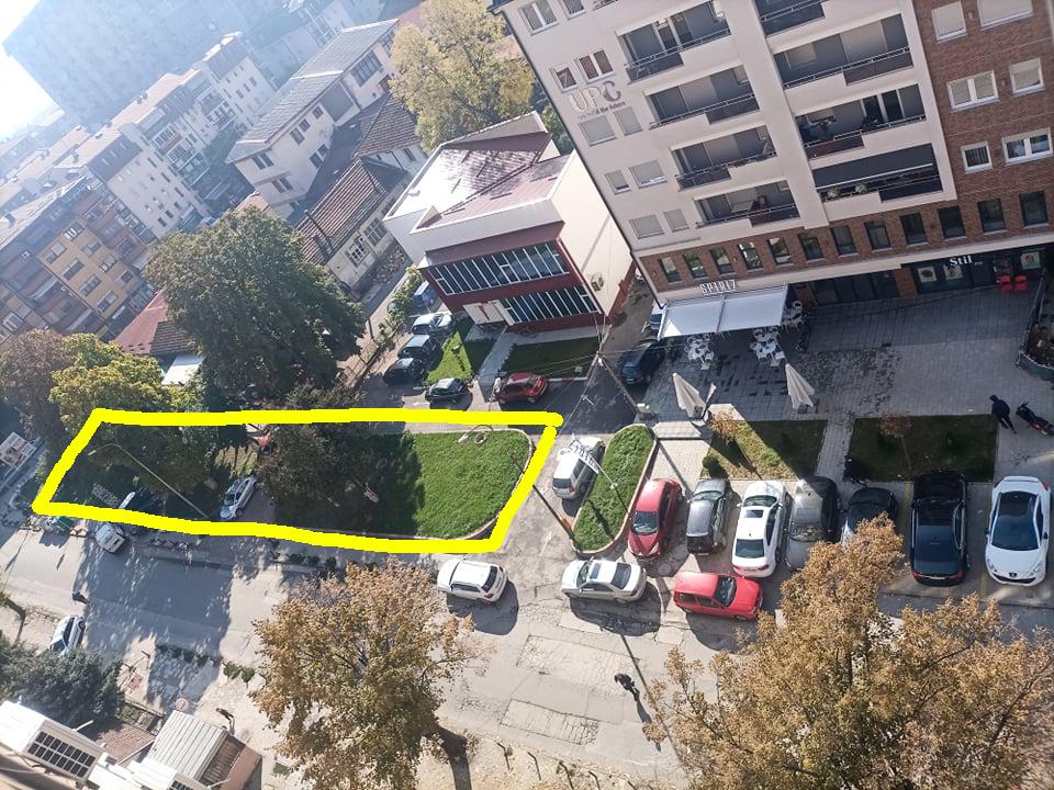 """""""Më mirë për Tetovën"""": Edhe në zgjedhje nuk u ndal shkatërrimi i hapësirave të gjelbra"""