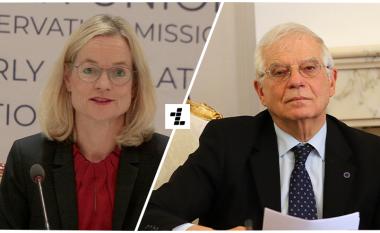 Von Cramon, Borrellit: Dialogu s'ka të bëjë me operacione të policisë, BE duhet t'i mbështesë shtetet që luftojnë korrupsionin