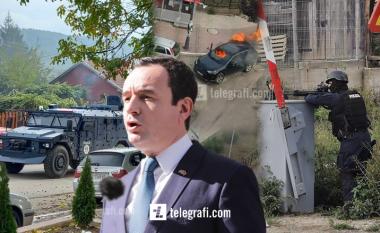 Përfundon aksioni i Policisë, Kurti: Krimi dhe grupet kriminale nuk do të tolerohen, do të luftohen