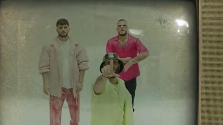 Dardan, Nimo dhe Mozzik (Foto: Instagram)