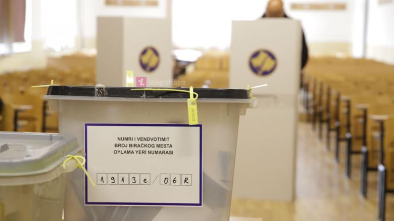Publikimi i rezultateve nga KQZ –komunat e fituara dhe ato që shkojnë në balotazh