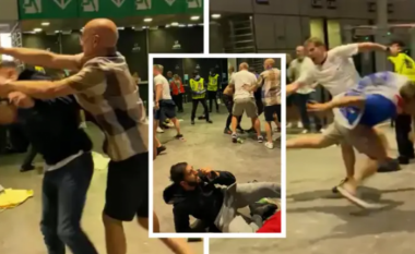 UEFA ndëshkon rëndë Anglinë për incidentet me tifozë në finalen e EURO 2020 ndaj Italisë