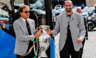 Mancini: Do të ishte e mrekullueshme ta fitonim Ligën e Kombeve pas Kampionatit Evropian