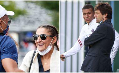 Nëna e Mbappes flet për rinovimin me PSG-në: Ne po flasim, gjithçka po shkon mirë