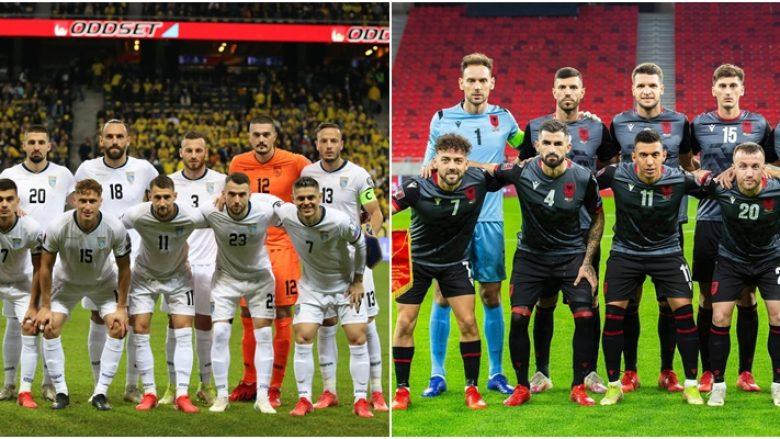 Renditja e re nga FIFA: Shqipëria ka ngritje, Kosova rënie
