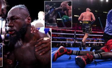 Wilder suspendohet për gjashtë muaj nga çdo aktivitet i boksit, Fury shpëton më lehtë